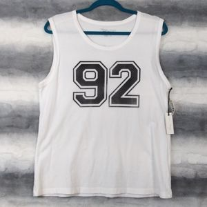 Lovers + Friends X Revolve Muscle Tee S